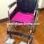 BS06 เบาะลมรองนั่ง แบบลอน กำมะหยี่ สีชมพู (ส่งฟรี) thumbnail 3