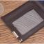 กระเป๋าสตางค์ผู้ชาย PD001 [สีกรมท่า] thumbnail 5