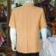 เสื้อสูทไหมแพรเงิน ไซส์ XL thumbnail 3