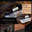 กระเป๋าสะพายข้าง ZEFER สีดำ ZEB01 thumbnail 7