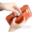 กระเป๋าสตางค์ใส่โทรศัพท์ LING XIN [แบบซิปปิด 2 ด้าน] thumbnail 8