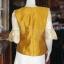 เสื้อผ้าไหมแพรทองแต่งลูกไม้ ไซส์ M thumbnail 3