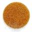 ลูกปัดเม็ดทราย 12/0 สีทอง (100 กรัม) thumbnail 1