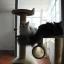 MU0008 คอนโดแมวสี่ชั้น ต้นไม้แมว ขนาดกลาง cat tree มีอุโมงค์ให้ซ่อนหาและงีบพักผ่อน สูง 151 cm thumbnail 15