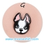 กระเป๋าสตางค์ PUPPY DOG [แบบซิปรอบ] thumbnail 5