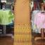 ผ้าถุงผ้าฝ้ายพิมพ์ลาย มีเชือกผูกเอว ฟรีไซส์ thumbnail 1