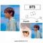 สมุดโน๊ต BTS LOVE YOURSELF thumbnail 6