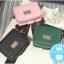 กระเป๋าสตางค์ SUOAI ใบเล็ก [แบบพับครึ่ง+มีซิป]