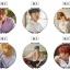 กระจกพกพา BTS Love Yourself (ระบุสมาชิก) thumbnail 1