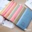 กระเป๋าสตางค์หนังใบยาว GeTeNui คละสี thumbnail 1