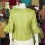 เสื้อผ้าไหมญี่ปุ่น ปักมุกระย้า ไซส์ XL thumbnail 3
