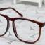แว่นตาแฟชั่นเกาหลี สีน้ำตาล (พร้อมเลนส์) thumbnail 3