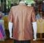 เสื้อสูทไหมแพรทองคอพระราชทาน ไซส์ S thumbnail 3