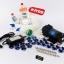 ชุด DIY 20 หัวพ่น ปั๊ม 450 หัวก้านเสียบ 0.3 mm แถมทามเมอร์ + โซลินอยด์วาล์ว24V thumbnail 1