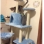 MU0063 คอนโดแมวห้าชั้น ต้นไม้แมว มีบ้านอุโมงค์ กระบะนอน ของเล่นแขวน สูง 150 cm thumbnail 7