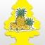 Little Trees กลิ่น Pineapple หอมหวานน้ำสับปะรดฉ่ำๆ สดชื่น
