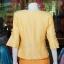 เสื้อผ้าฝ้ายสุโขทัย ปักมุก ไซส์ L thumbnail 3