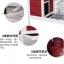 บ้านกระต่าายกระรอก ยกสูง มีระเบียงหน้าบ้านต่อออกมา หลังคาห้องนอนและระเบียงเปิดได้ สูง 86 cm thumbnail 2
