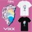 เสื้อยืด VIXX (ระบุสี ไซส์) thumbnail 1