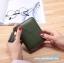 กระเป๋าสตางค์ Piece 2 Way wallet Size S [พับปิดกระดุม+มีซิปแยก] thumbnail 11