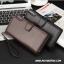 กระเป๋าสตางค์ผู้ชายใบยาว MZ-022 [มีซิป] thumbnail 1