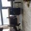 MU0060 คอนโดแมวห้าชั้น ต้นไม้แมว มีบ้านอุโมงค์สองชั้น ของเล่นแขวน สูง 150 cm thumbnail 13