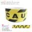 """ANTI SLIP TAPE เทปกันลื่น สีเหลืองดำ หน้ากว้าง 2"""" ยาว 5 เมตร มีข้อความ """" CAUTION """" เทปมีกาว ผิวหยาบ สำหรับติดบันได ทางเดิน thumbnail 1"""