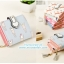 Triple Folding Wallet ใบเล็ก [แบบพับครึ่ง+มีซิปแยก] thumbnail 9