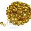 เลื่อมจานดิสโก้ 8มิล สีทอง (120 กรัม) thumbnail 1