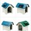 บ้านพลาสติกสัตว์เลี้ยง หมาแมว ตั้งไว้กลางแจ้งได้ ระบายอากาศปลอดโปร่ง thumbnail 14