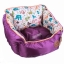 MU0136 ที่นอน เบาะนอนสำหรับสัตว์เลี้ยง เบาะนอนหมา แมว ตัวเบาะและเนื้อผ้านุ่ม เย็นสบาย น่าสัมผัส thumbnail 3