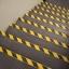 """Anti slip tape เทปกันลื่น สีเหลืองดำ กว้าง 2"""" ยาว 18 เมตร เทปมีกาว สำหรับติดบันได ทางเดิน ทางลาดเอียง thumbnail 3"""