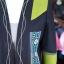เสื้อคลุมผ้าฝ้ายสุโขทัยสีดำแต่งผ้าปักมือ ไซส์ M thumbnail 4