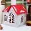 Baby Home บ้านสัตว์เลี้ยงพลาสติก บ้านตุ๊กตาสำหรับฤดูหนาวปลอดสารพิษ สูง 59 cm thumbnail 1