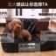 MU0125 ที่นอนโซฟาสำหรับสัตว์เลี้ยง เบาะนอนหมา แมว สไตล์ย้อนยุค ตัวเบาะและเนื้อผ้านุ่มสบาย น่าสัมผัส thumbnail 7