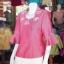 เสื้อผ้าฝ้ายสุโขทัย ปักมุก ไซส์ M thumbnail 2