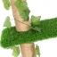 ต้นไม้แมวสูงติดเพดาน สนามหญ้าสีเขียวสดใสมีเถาวัลย์เป็นธรรมชาติเหมือนจริง สำหรับปีนออกกำลังกายและนอนพักผ่อน สูง 230-282 CM thumbnail 4