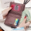 กระเป๋าสตางค์ BOYFRIEND [แบบพับครึ่ง ปิดกระดุม] thumbnail 4