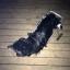 รถเข็นสำหรับสัตว์พิการ วีลแชร์หมา วีลแชร์แมว วีลแชร์สำหรับสัตว์เลี้ยงอายุมาก สำหรับน้ำหนัก 9-16 KG แบบ 2 ล้อ ขาหลัง thumbnail 2