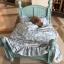 เตียงไม้สำหรับสัตว์เลี้ยงสไตล์วินเทจ พร้อมชุดเครื่องนอน ขนาดเล็กและขนาดกลาง thumbnail 13