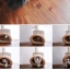 คอนโดแมว เป็นที่นอนและที่ลับเล็บและมีอุโมงค์ทางเข้าออก ปีนออกกำลังกายได้ thumbnail 3