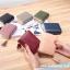 กระเป๋าสตางค์ Piece 2 Way wallet Size S [พับปิดกระดุม+มีซิปแยก] thumbnail 1