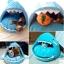 ที่นอนสัตว์เลี้ยง บ้านสัตว์เลี้ยงทรงฉลาม thumbnail 2