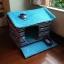 บ้านหมาแมว ทำด้วยผ้าคอตตอนอบอุ่น thumbnail 1