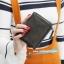 กระเป๋าสตางค์ BOYFRIEND [แบบพับครึ่ง ปิดกระดุม] thumbnail 13
