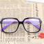 แว่นตาแฟชั่นเกาหลี ดำม่วง (พร้อมเลนส์) thumbnail 1