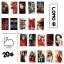การ์ด LOMO 20รูป+ไม้หนีบ Red Velvet Peek-A-Boo thumbnail 1