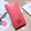 กระเป๋าสตางค์หนังใบยาว GeTeNui คละสี thumbnail 5