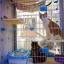 กรงแมว style Condo มีหลายชั้น บ้านแมว กรงสัตว์เลี้ยง เป็นทั้งบ้านที่นอน ห้องอาหาร ห้องน้ำสำหรับสัตว์เลี้ยง ประกอบง่าย สูง51cm - 158 cm พับเก็บได้ มีล้อ thumbnail 2