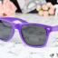 แว่นตากันแดดแฟชั่นเกาหลี สีม่วง thumbnail 2